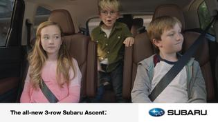 All-new 2019 Subaru Ascent Digital Spot: Gotta Go