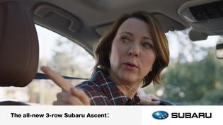 All-new 2019 Subaru Ascent Digital Spot: Head Count
