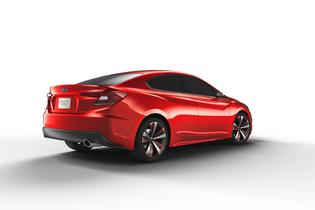 Impreza Sedan Concept