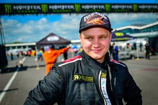 Finnish rallycross driver and former U.S. rallycross champion Joni Wiman will pilot a 600-horsepower Subaru WRX STI for the remainder of the 2019 ARX campaign.