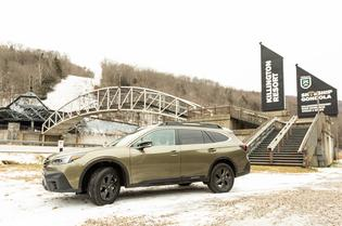 "Subaru climbs to new heights in Killington, Vermont as official vehicle of ""The Beast of the East."""
