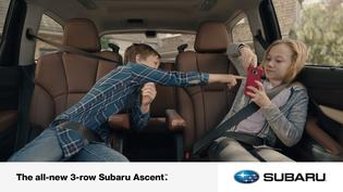 All-new 2019 Subaru Ascent Digital Spot: Kooties