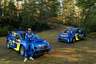 Travis Pastrana and Brandon Semenuk will lead Subaru Motorsports USA's two-car effort for the 2020 American Rally Association season.