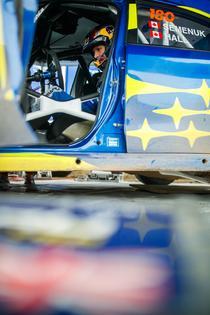 Semenuk will compete in 2020 alongside co-driver John Hall.