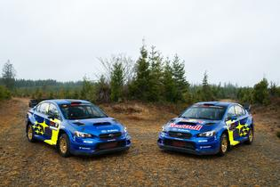Pastrana and Semenuk will pilot identically prepared Subaru WRX STI rally cars developed by technical partner Vermont SportsCar, both wearing the iconic blue and gold Subaru rally colors.