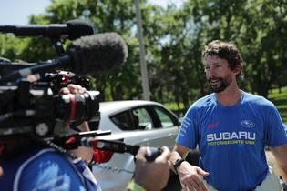 Launch Control features a behind-the-scenes look at the inner workings of a top-level racing program, and stars Subaru team drivers such as Travis Pastrana, Scott Speed and David Higgins.
