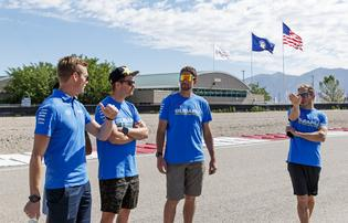Subaru rally driver and Nitro Circus mastermind Travis Pastrana will join Scott Speed, Chris Atkinson and Patrik Sandell in the 2019 WRX STI rallycross supercars.