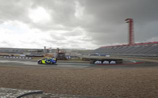 Occasional rain in free practice gave way to a hot, dry afternoon of racing in Texas.