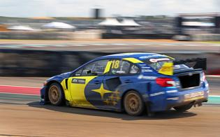 Sandell's second place finish breaks a tie with Atkinson and moves him into a tie for second in the ARX title chase.