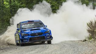 Higgins and Drew took sole possession of first place in the 2019 American Rally Association (ARA) championship with their New England win.
