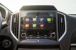 2017 Subaru Impreza -multimedia system