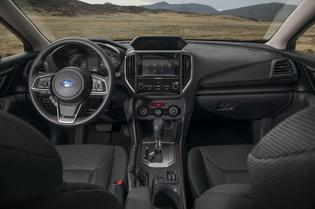 2017 Subaru Impreza Prem -interior full view