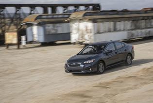 2017 Subaru Impreza Prem Sedan