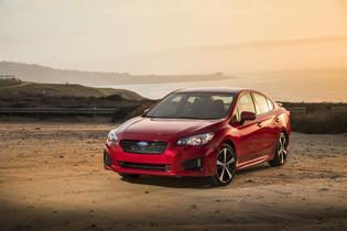 2017 Subaru Impreza Sport -Static Front