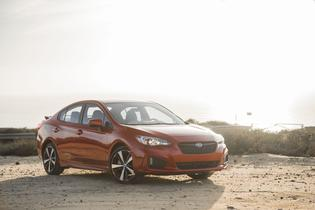 2017 Subaru Impreza Sport Sedan -Static