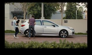New Subaru Impreza National TV Spot: More
