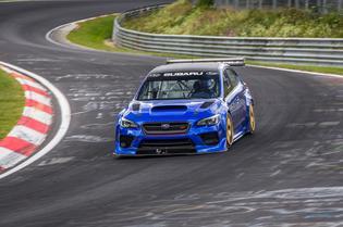 Subaru WRX STI Type RA NBR Special Sets Sub-Seven Minute Nurburgring Lap