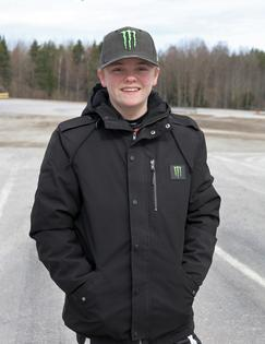 At the age of 17, rising rally star Oliver Solberg is the reigning RallyX Nordic champion and has taken overall wins in European stage rally competition.