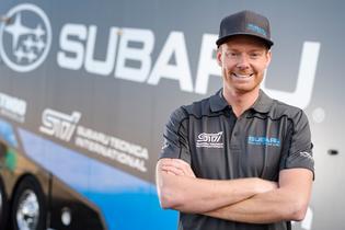 Patrik Sandell joins Subaru Rally Team USA for the 2017 GRC.