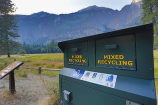 Subaru of America and Recycle Across AmericaJoin Forces to Support the Zero Landfill Initiative Piloted at Three National Parks