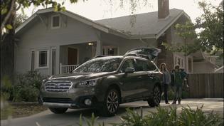 2017 Subaru Outback national television spot – Take the Subaru