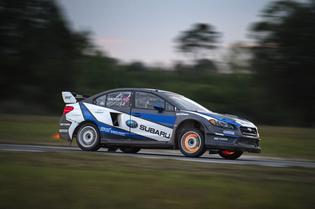 SRTUSA has maintained an aggressive rallycross development program during the GRC off-season.