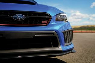 2018 STI Type RA - nose