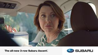 All-new 2019 Subaru Ascent Digital Spot: Snakes