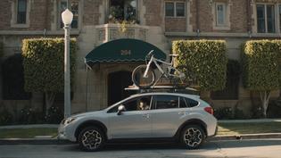 2015 Subaru Crosstrek national television spot – Fountain