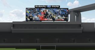 Subaru Park will feature an all-new, high dynamic range (HDR) videoboard for the 2020 season, making it the first HDR compatible videoboard in a Philadelphia sports venue and the first in any MLS soccer-specific venue.