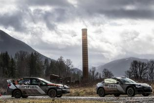 Subaru renewed its commitment to DirtFish Rally School as their exclusive vehicle partner.