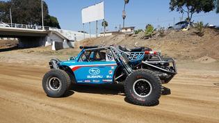 The Grabowski Bros Subaru Crosstrek desert racer