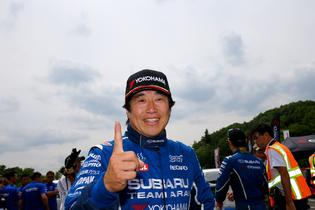 Toshihiro 'Toshi' Arai looks forward to his Red Bull GRC debut with SRTUSA_