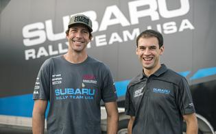 Travis Pastrana with Robbie Durant will contend a full rally championship season with Subaru in 2017