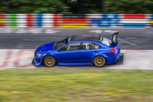 Subaru WRX STI Type RA NBR Special Set a Sub-Seven Minute Lap of the Nürburgring Nordschleife Track