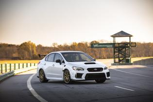 SUBARU TECNICA INTERNATIONAL UNLEASHES MOST POWERFUL MODEL EVER WITH LIMITED-EDITION STI S209
