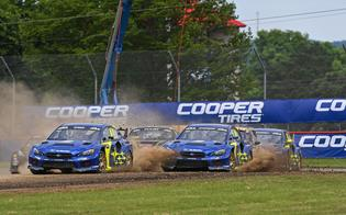 The new season will follow Subaru Motorsports USA throughout the 2019 Americas Rallycross (ARX) and American Rally Association (ARA) campaigns, as the team attempts to become the first program to win both championships in a single year.
