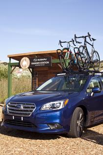 Subaru of America, Inc. sponsors the Sea Otter Classic for its 25th Anniversary celebration in Monterey, CA, April 16 – 19, 2015.